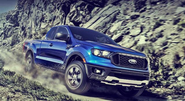 2020 Ford Ranger Hybrid Pickup Truck Ford Tips