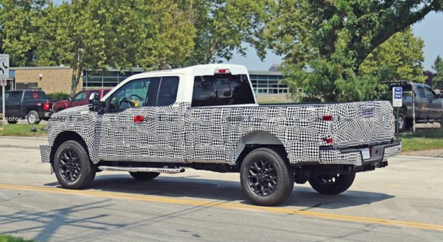 2020 Ford F 250 Super Duty With The New Engine And Transmission