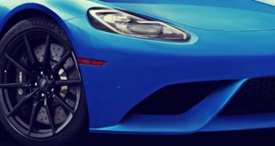 2020 Ford GTS exterior