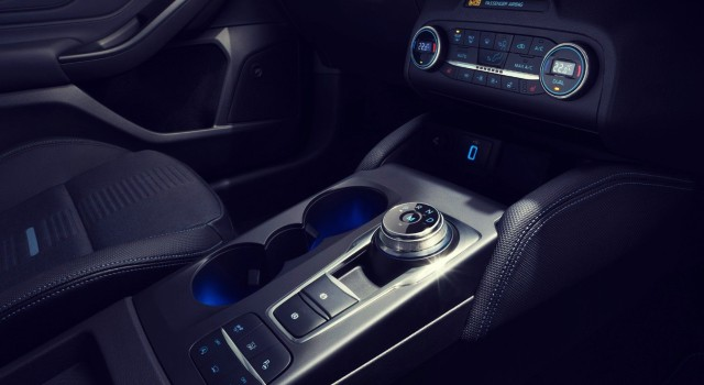 2020 Ford Focus Active Interior