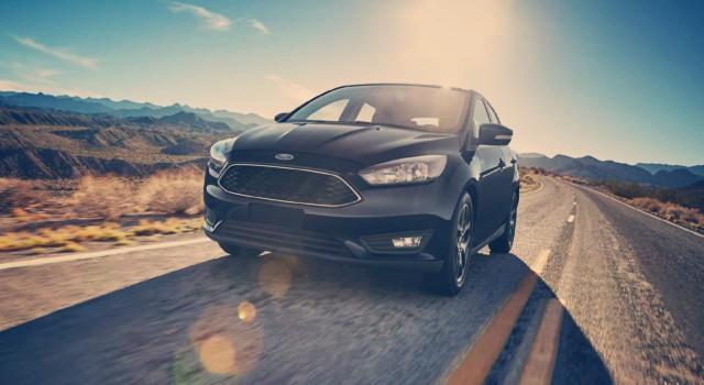 2020 Ford Focus Hybrid exterior