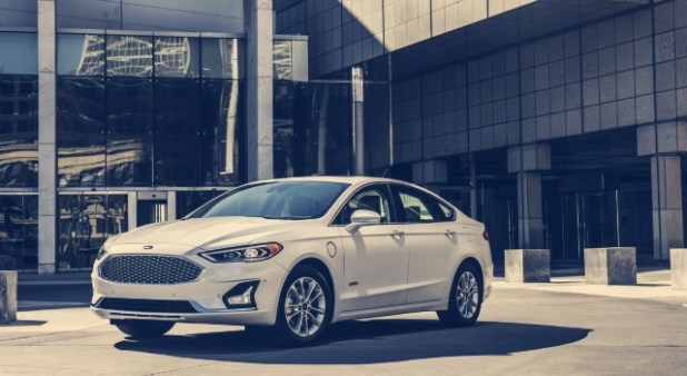 2020 Ford Mondeo Exterior