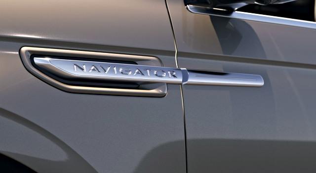 2020 Lincoln Navigator Hybrid logo