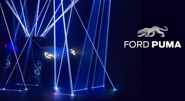 2021 Ford Puma Design