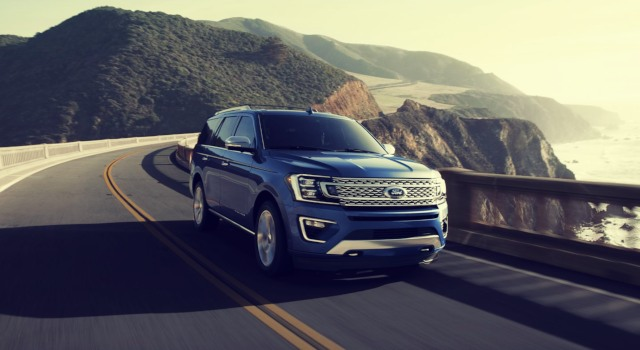 2020 Ford Expedition Platinum exterior