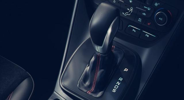 2020 Ford Kuga ST interior