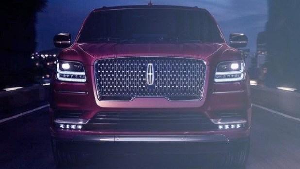 2020 Lincoln Mark LT grille