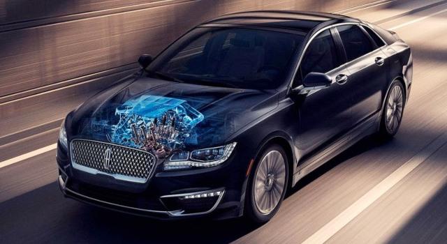 2021 Lincoln MKZ hybrid