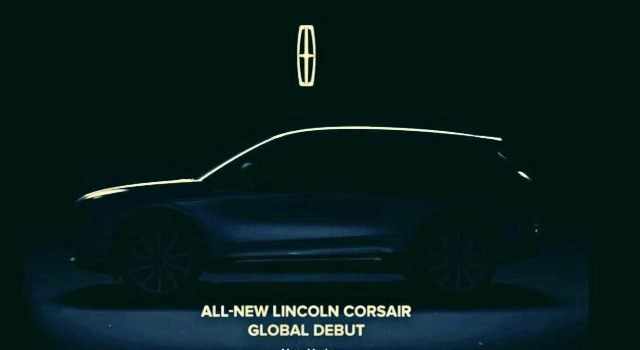 2021 Lincoln MKC Corsair