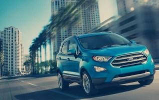 2020 Ford EcoSport SE exterior