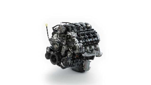 2020 Ford F-450 Platinum gasoline engine