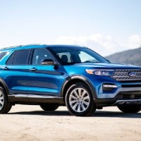 2021 Ford Explorer Hybrid Offers 500 Miles of Driving Range