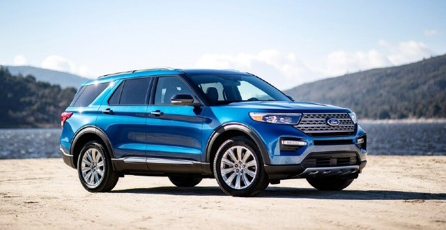 2021 Ford Explorer Hybrid Offers 500 Miles of Driving ...