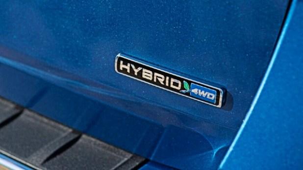 2021 Ford Explorer Hybrid range