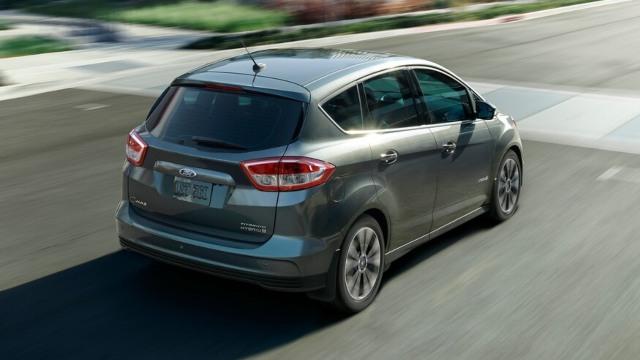 2021 Ford C-Max design
