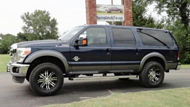 2021 Ford Excursion custom
