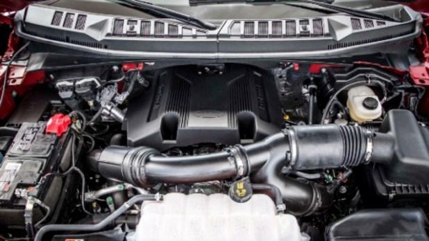 2021 Ford Torino engine