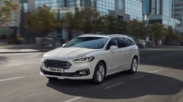 2021 Ford Mondeo facelift