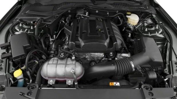 2021 Ford Bronco Raptor V8 engine