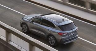 2021 Ford Kuga dimensions