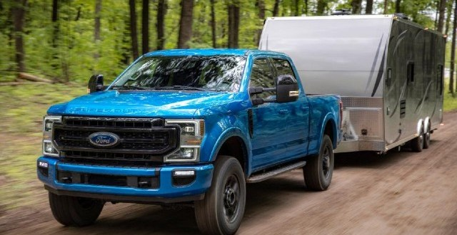 2021 Ford F-350 Super Duty Tremor