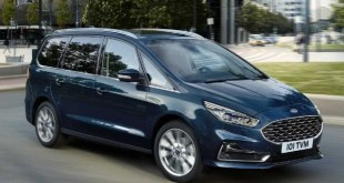 2021 Ford Galaxy facelift