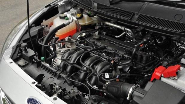 2021 Ford Ka engine