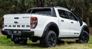 2021 Ford Ranger Wildtrak design