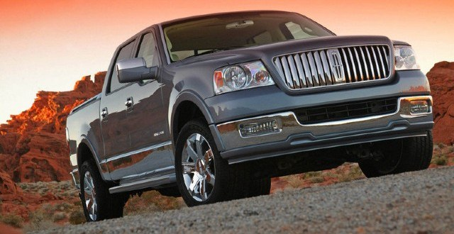 2021 Lincoln Mark LT redesign