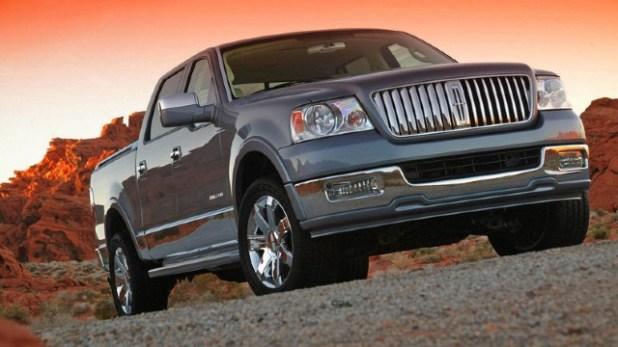 2021 Lincoln Mark LT redesign
