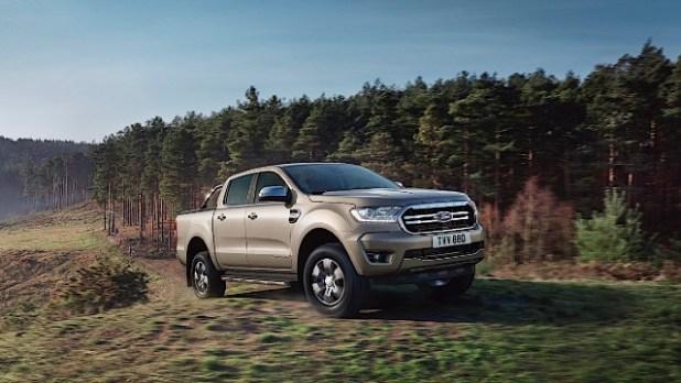2021 Ford Ranger Hybrid redesign