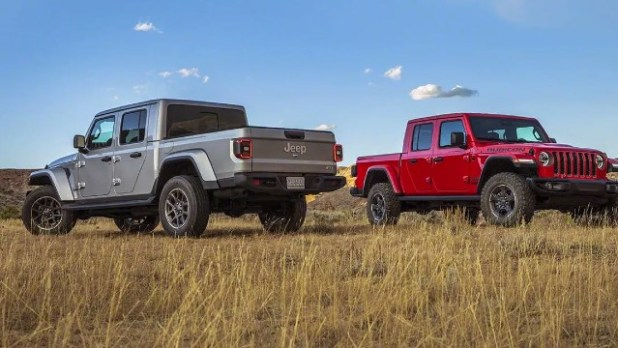 2024 Ford Bronco Pickup Truck Jeep Gladiator