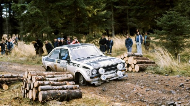 Ford Escort MK2 rally