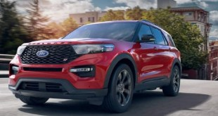 2021 Ford Explorer ST release date