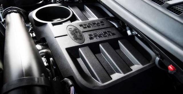 2021 Ford F-150 Diesel specs