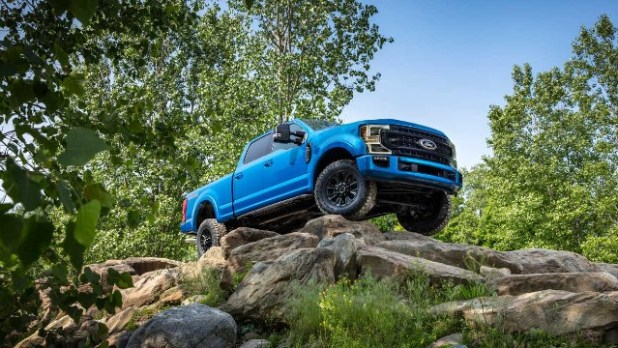 2021 Ford F-150 Tremor package