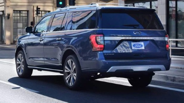 2021 Ford Expedition MAX redesign