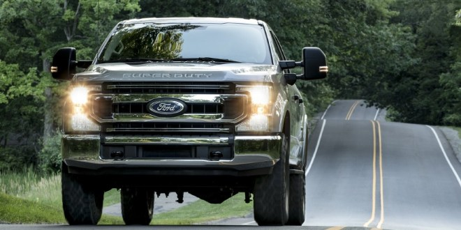 2022 Ford F-350 Release Date