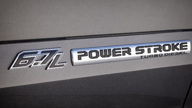 2022 Ford F-350 diesel