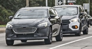 2022 Ford Fusion spied