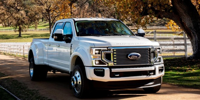 2022 Ford F-450 price