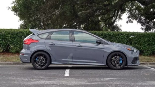 2022 Ford Focus RS