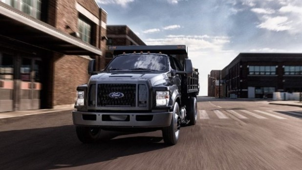 2022 Ford F-650 price