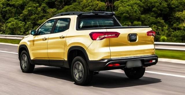 2022 Ford Bantam redesign