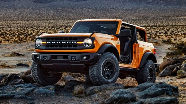 2022 Ford Bronco Heritage
