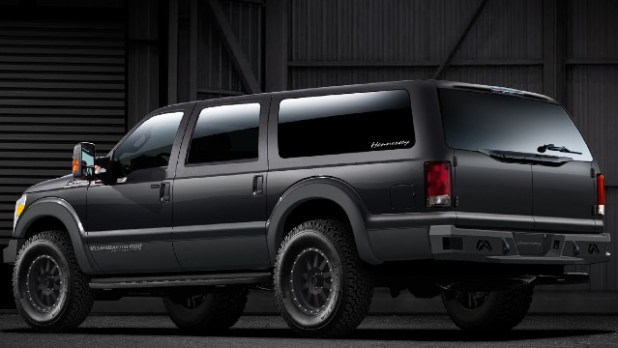 2022 Ford Excursion diesel