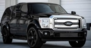 2022 Ford Excursion specs