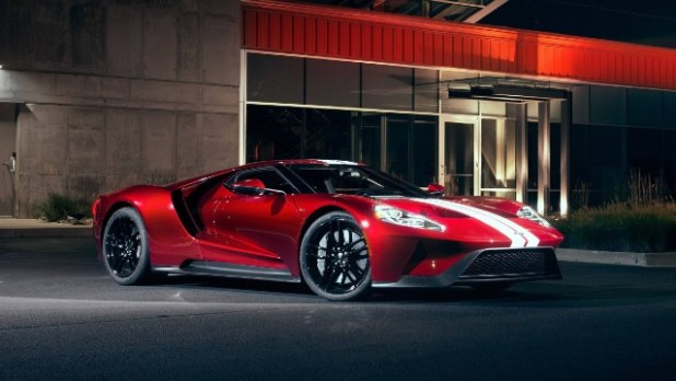 2022 Ford GT price