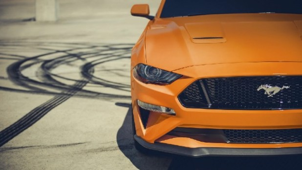 2022 Ford Mustang GT colors