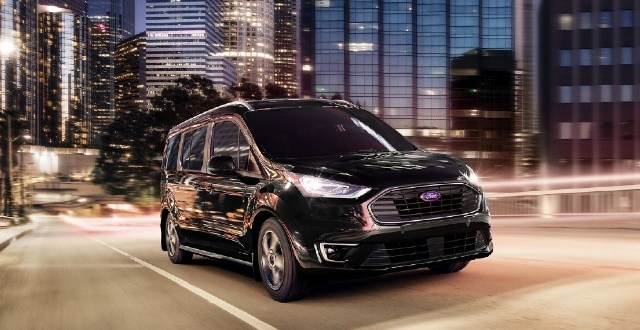2022 Ford Transit Connect release date